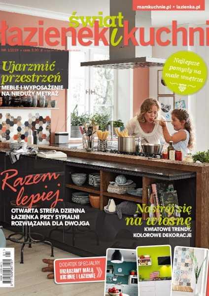 świat łazienek I Kuchni Prenumerata W Kiosk24pl