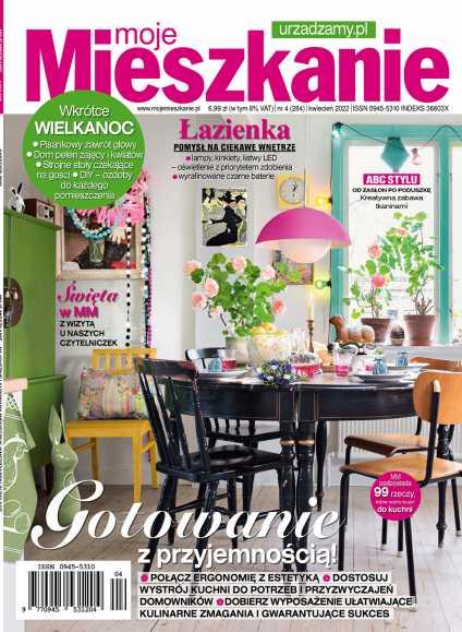 Moje Mieszkanie Prenumerata W Kiosk24pl